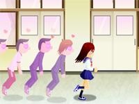 女子高生が男子学生を誘惑しちゃうGAME